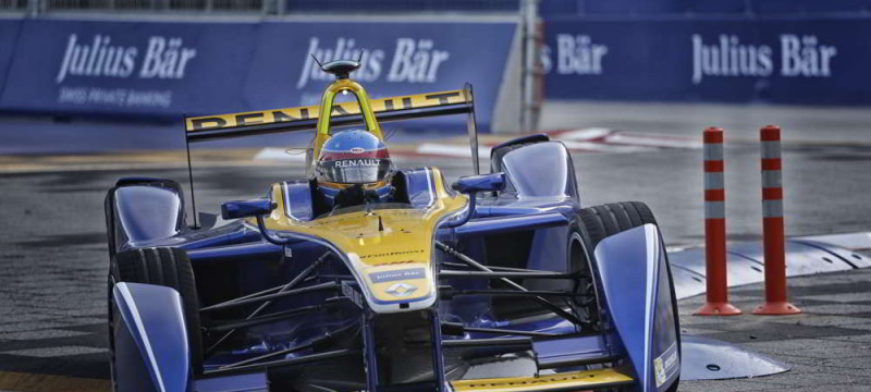 E.DAMS Renault Prost Malaysia