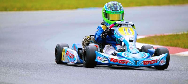 Kaden Wharff will be joining the Top Kart family full time for the 2016 season (Photo TopKartUSA.net)