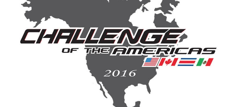 CHALLENGE OF THE AMERICAS AND SIMRACEWAY