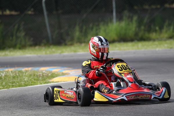 Andrea Montagnani, (605) Prodriver Over