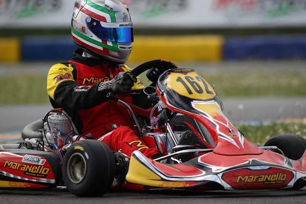 Andrea Spagni, (162) KZ2