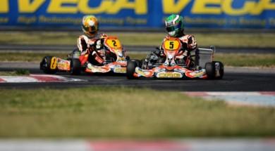 Flavio Camponeschi and Paolo De Conto, KZ CRG