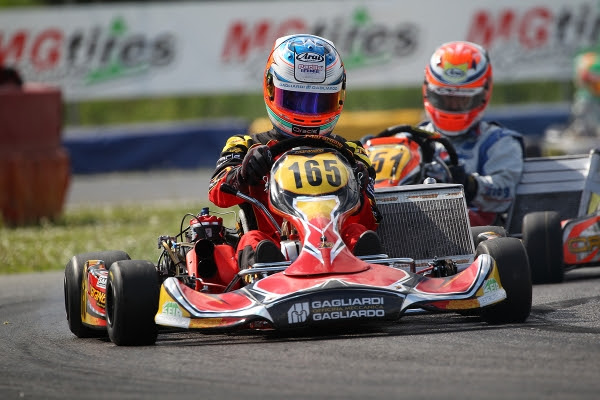 POSITIVE RESULTS FOR MARANELLO KART IN THE OPENER OF THE ITALIAN ACI KARTING CHAMPIONSHIP