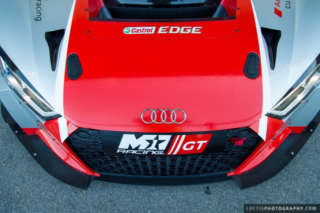 M1 GT Racing with Driver Walt Bowlin Head to Barber Motorsports Park