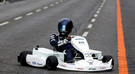FE: Electric kart makes debut, FE eyes support race