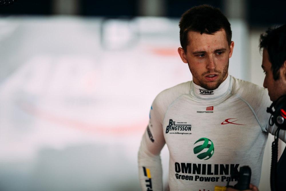 Jimmy Eriksson, Car 25