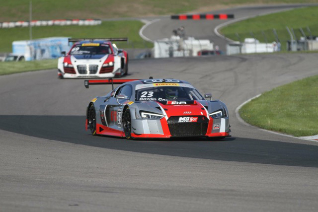 M1 GT Racing Scores Double Podiums in PWC Sprint-X Competition