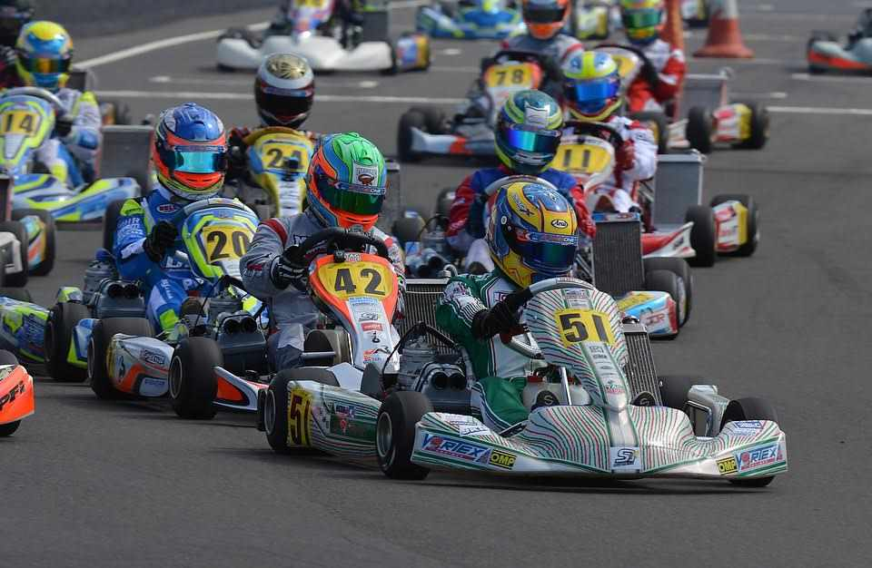 Strawberry Racing salutes Shenington SuperPrix OK Champions