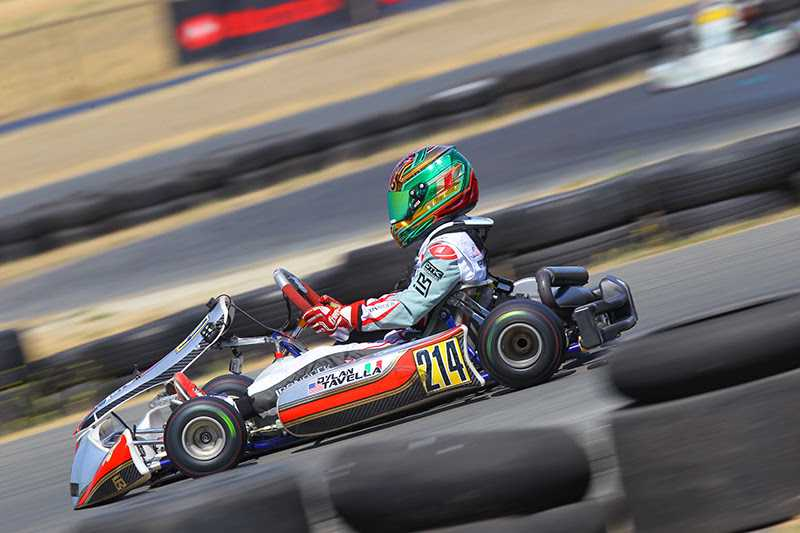DYLAN TAVELLA PRIMED AND READY FOR ROTAX GRAND FINALS IN ITALY