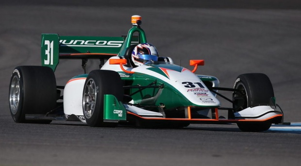 Juncos Racing Completes Successful Weekend at the Chris Griffis Memorial Test