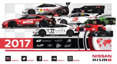 2017 Nismo Nissan Racing