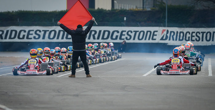 BIREL ART VERY EXCITING PERFORMANCE AT THE WINTER CUP