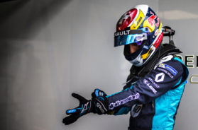 Renault e.dams 2017 Buenos Aires ePrix Preview1