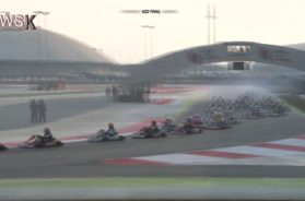 WSK CHAMPIONS CUP 2017 KZ2 FINAL
