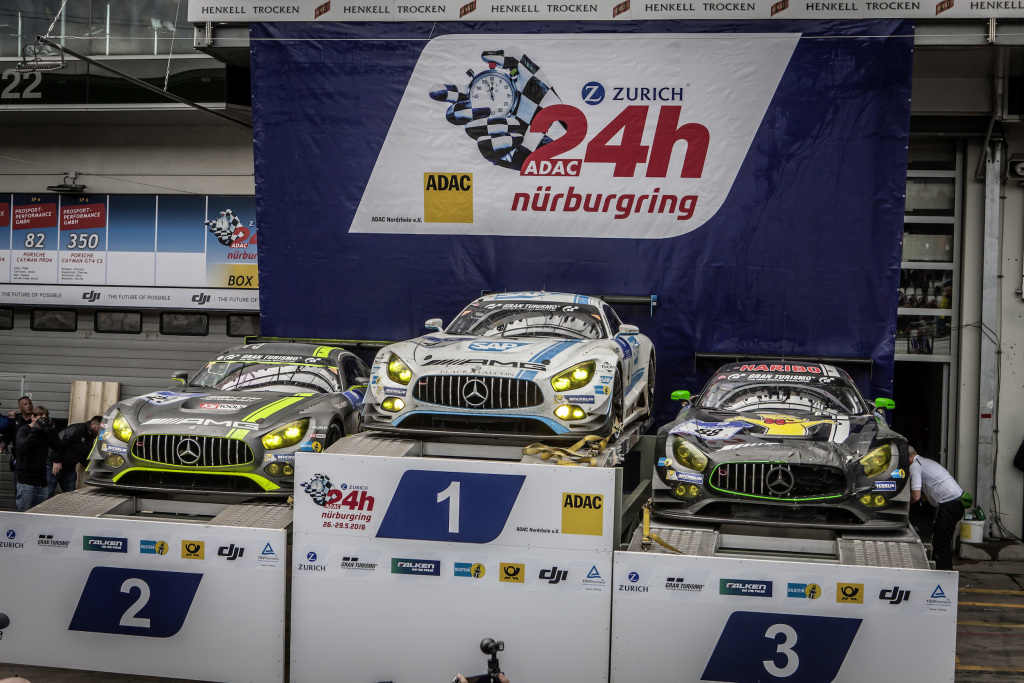 Customer Racing: ADAC Zurich 24h-Rennen: A strong line-up by Mercedes-AMG Motorsport for the Nürburgring 24-hour race