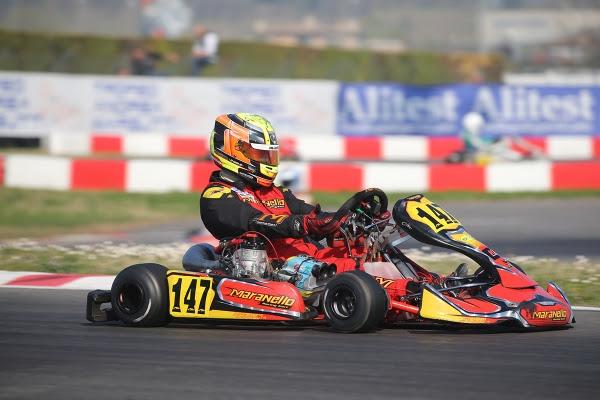 Christoph Hold, KZ2 lonato