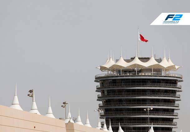 FIA Formula 2 test opens in Bahrain