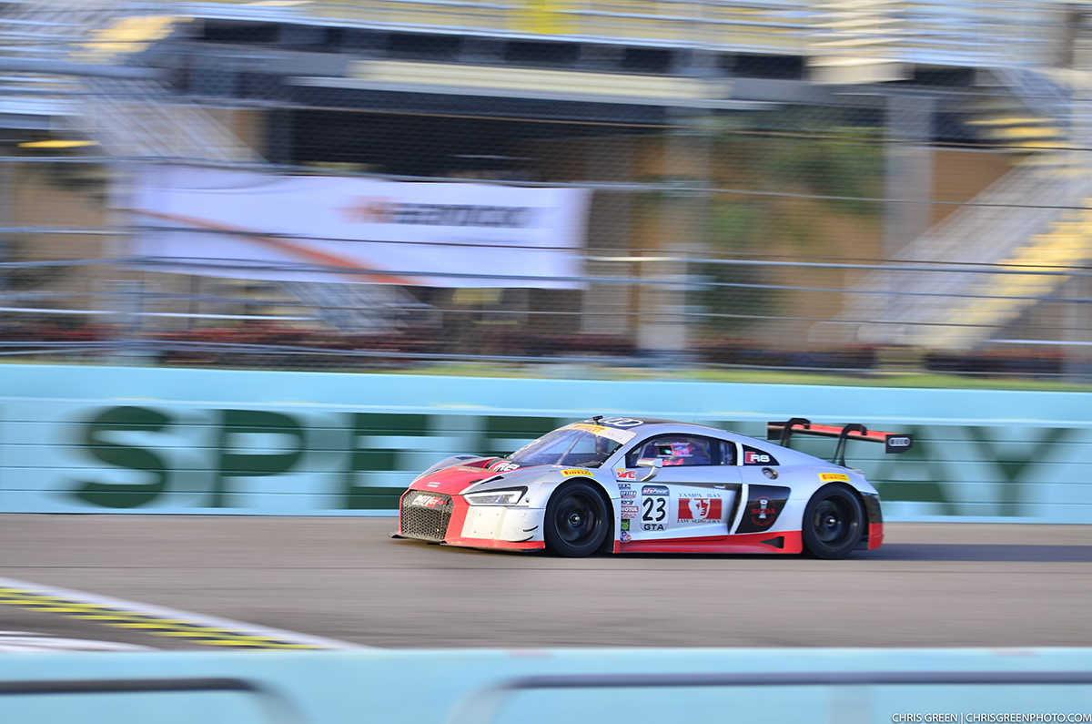 M1 GT Racing Kicks Off 2017 Season at the FARA USA Sunset 500