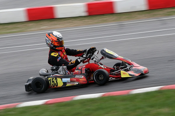 GREAT COMPETITIVENESS FOR MARANELLO KART  AT THE ANDREA MARGUTTI TROPHY IN LONATO
