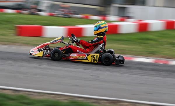 Nicolas Gonzales, KZ2 Lonato