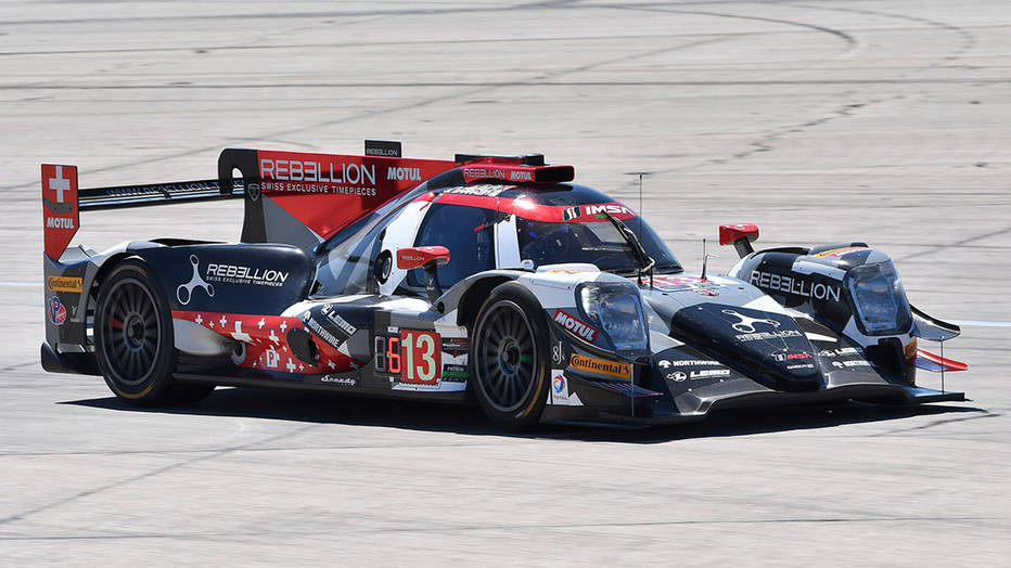 Rebellion Racing ORECA LM P2 Posts Record Time in Twelve Hours of Sebring Qualifying