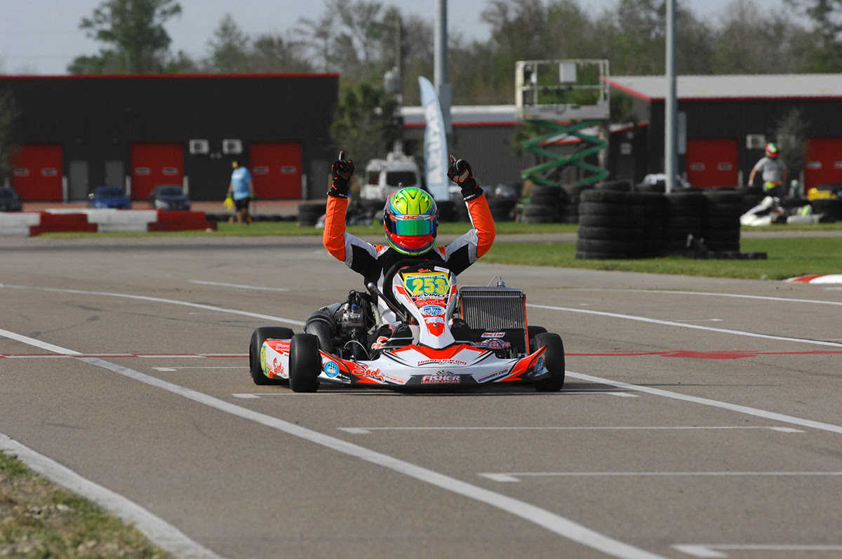 Dallas Karting Complex >> DALLAS KARTING COMPLEX SHINES IN NEW ORLEANS - KNW | KartingNewsWorldwide.com | Your latest ...