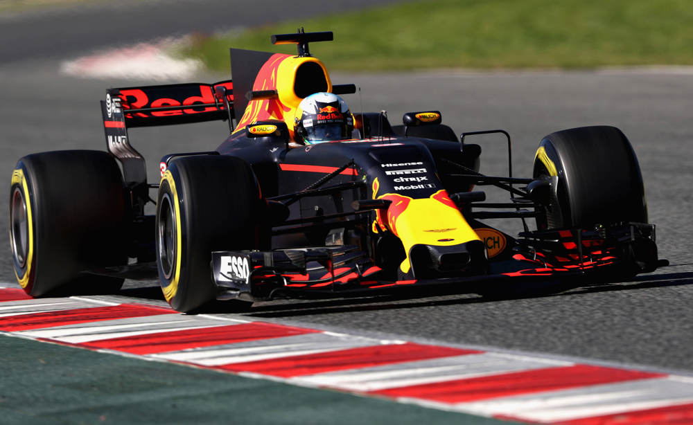 Red Bull 'content' with pre-season preparations – Horner