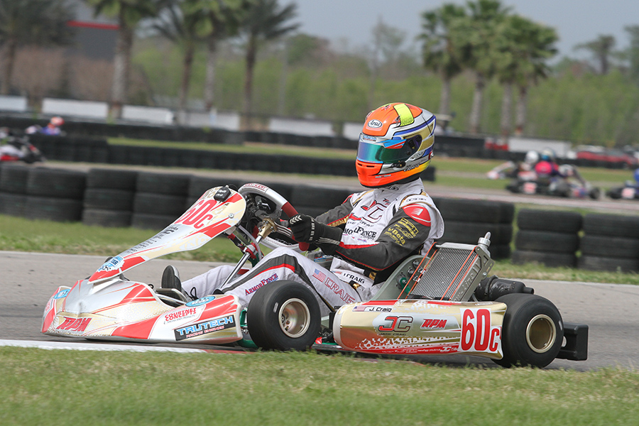 2017 eKartingNews.com Driver Rankings Powered by Bell Racing USA – TaG – April 27