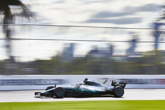 Mercedes-Benz 2017 Chinese Grand Prix – Preview