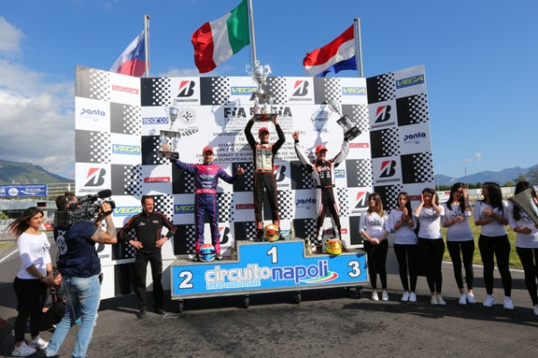 KZ podium euro round 1