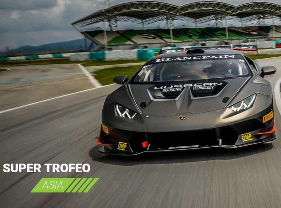 Lamborghini To Start 2017 Super Trofeo Asia Series Season With Spectacular Double Header At Sepang