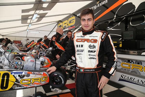 Mirko Torsellini, KZ
