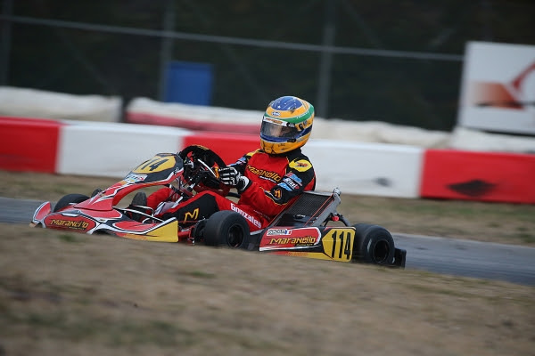 Nicolas Gonzales, KZ2