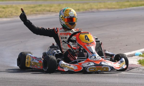 Paolo De Conto, KZ round 1 Euro