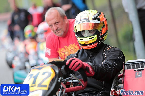 A GOOD START FOR HOLD AND MARANELLO KART IN DKM