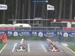 CIK FIA EUROPEAN CHAMPIONSHIP 2017 ROUND 1 KZ2 FINAL