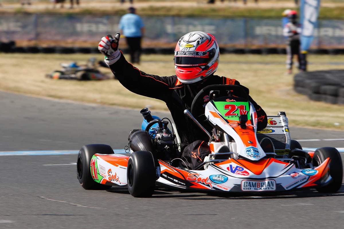 TRIPLE VICTORY FOR SWEDETECH AT SKUSA SPRINGNATIONALS
