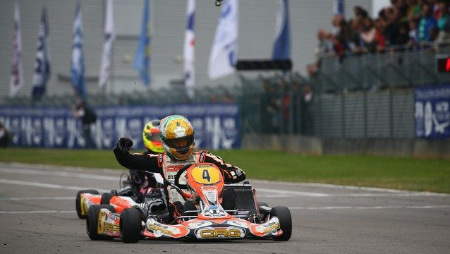CRG AND DE CONTO KZ EUROPEAN CHAMPIONS IN OVIEDO