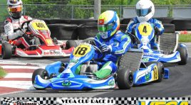 CANADIAN KARTING CHALLENGE TAKES ON LAUNI MINDBENDER LAYOUT WITH HUGE SUCCESS