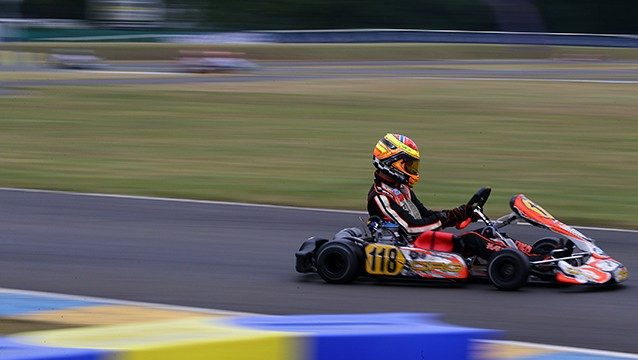 CRG HEADING TO FINLAND FOR THE CIK-FIA OK & OKJ EUROPEAN CHAMPIONSHIPS