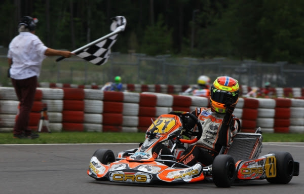 CRG TAKING THE LEAD OF DKM CHAMPIONSHIPS  IN WACKERSDORF