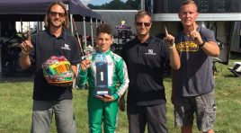 DYLAN TAVELLA IS THE SUPERKARTS! USA X30 JUNIOR CHAMPION