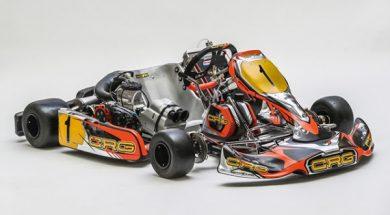 CRG, THE NEW 2018 RACING CHASSIS RANGE