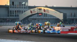 WSK Promotion is working on the 2018 season. Bridgestone, Vega and Panta are the technical partners.