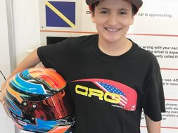 THE PROMISING ELIO GIOVANE GONZALEZ WITH CRG