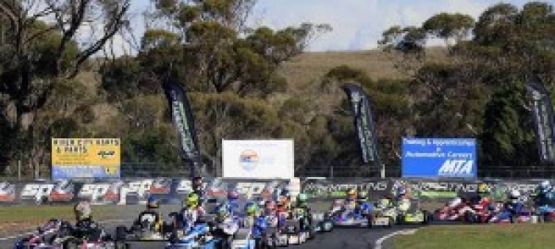 KARTING TO KICK OFF SA MOTORSPORT DOUBLE HEADER IN 2018
