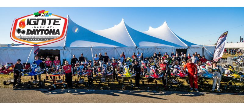 2017 Margay Ignite Dash at Daytona Event Recap