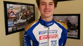 TOP KART USA INKS DYLAN GENNARO FOR 2018 RACING SEASON