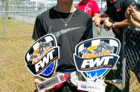 Dylan Gennaro will look for a new karting program in 2018 (Photo Dylan Gennaro Racing)
