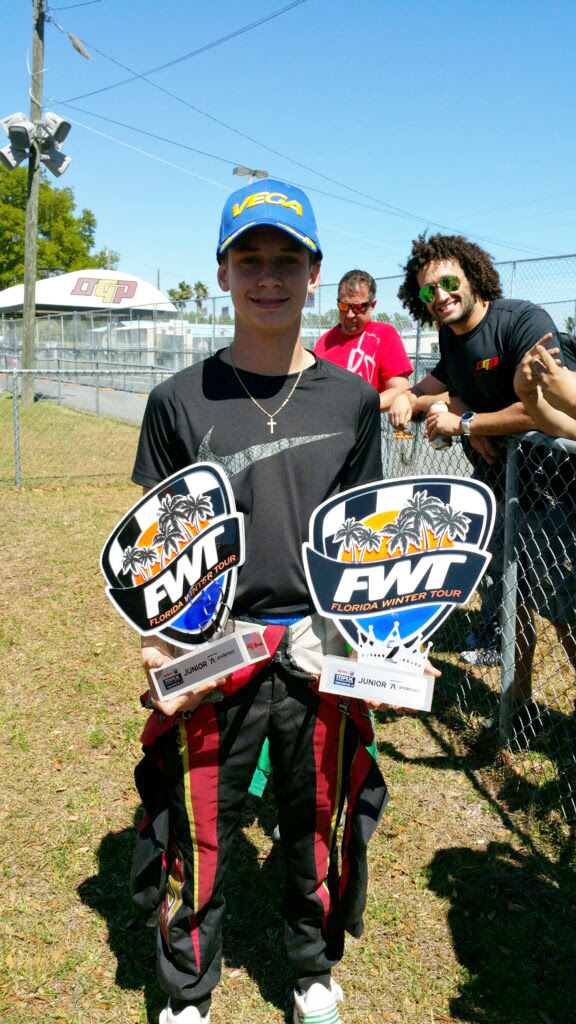 DYLAN GENNARO PARTS WAYS WITH OGP AND LOOKS FOR NEW KARTING PROGRAM